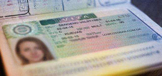 шенгенська віза литва