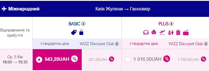WizzAir: скидка 20% для всех на все рейсы! Акция 6-8 января!