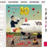 Volotea: 100000 авиабилетов по Европе за 5€! —