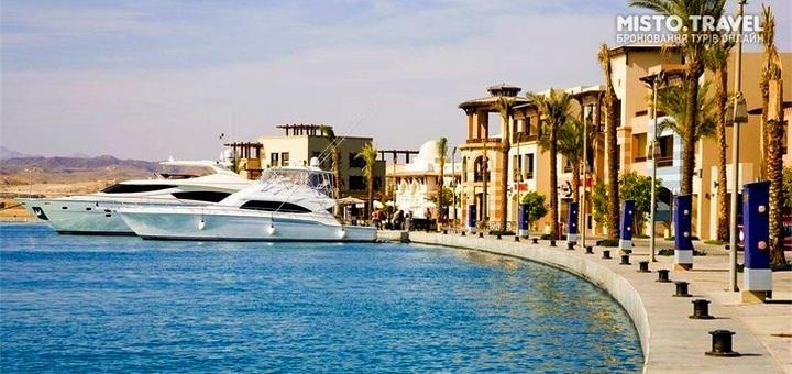 Дешевый тур в Египет: 7 ночей в отеле + авиабилеты от 152$!