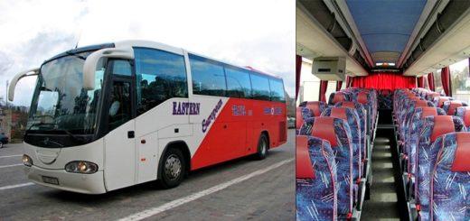 автобус варшава львів