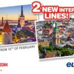 PolskiBus начал продажу билетов на рейс Львов — Люблин — Вильнюс в сотрудничестве с Eurolines! —