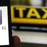 В Днепре заработал Uber! 5 бесплатных поездок по случаю открытия!