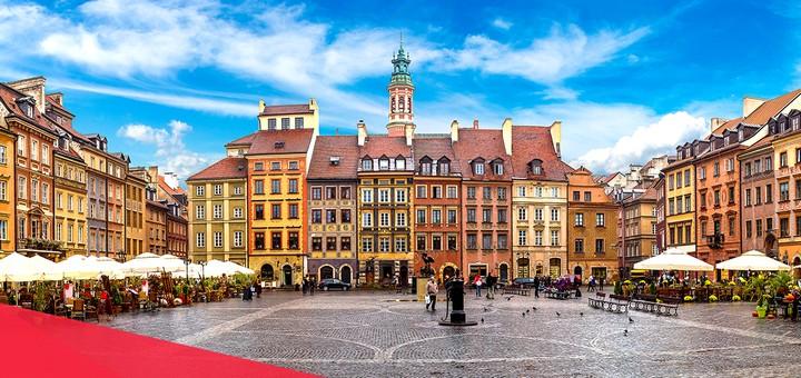 Выигрывай автобусные билеты в Варшаву для двоих с любого города Украины за Like и комментарий! -