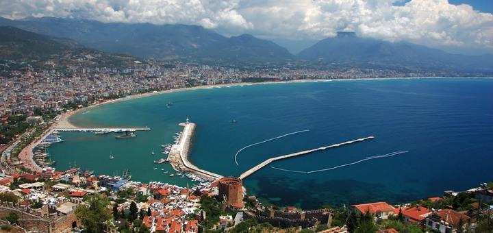 Горящие туры в Турцию на 7 ночей от 160$ с человека!