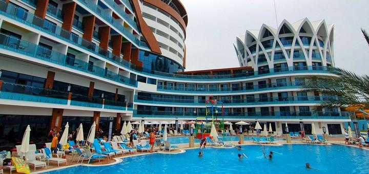 Турция из городов Украины в 4* отелях Все включено от $269 на 7 ночей! -