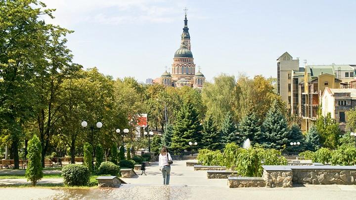 В Харькове заработал Uber! 5 бесплатных поездок по городу!