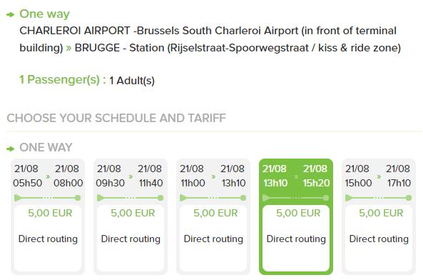 Авиабилеты из Варшавы в Брюссель от 22€ в две стороны летом!