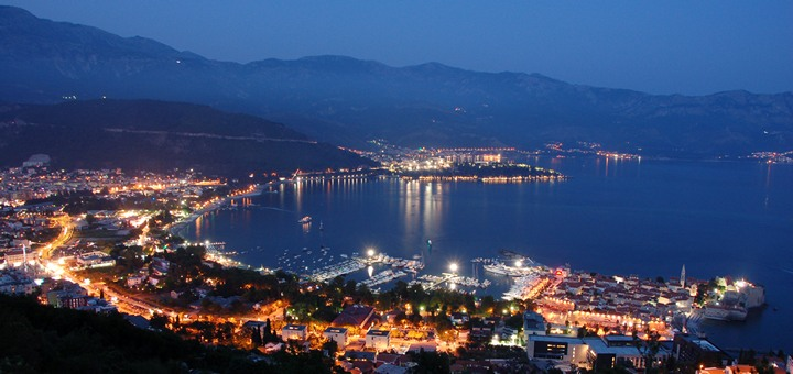 Туры в Черногорию на 7 ночей от €222 с человека (€444 на двоих)! -