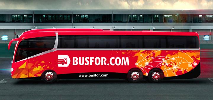Busfor: билеты в Прагу, Вильнюс, Варшаву и Краков по 200 грн, начало распродажи в 12:00!