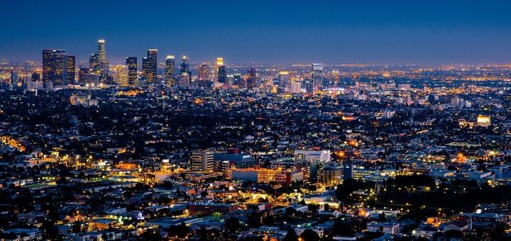 AirFrance и KLM: авиабилеты Киев - Лос-Анджелес от $469 в две стороны! -