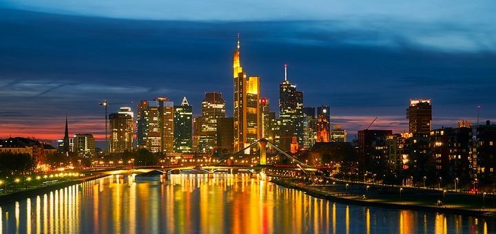 Авиабилеты из Киева в Франкфурт от €55, в Нюрнберг от €64 евро в две стороны!