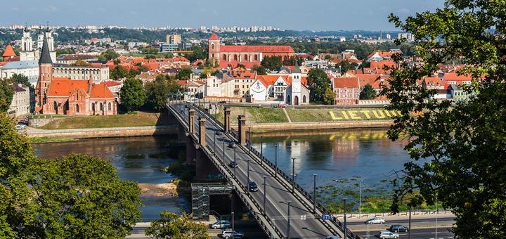 Авиабилеты Львов - Каунас от 1485 грн в две стороны в августе 2017 года!