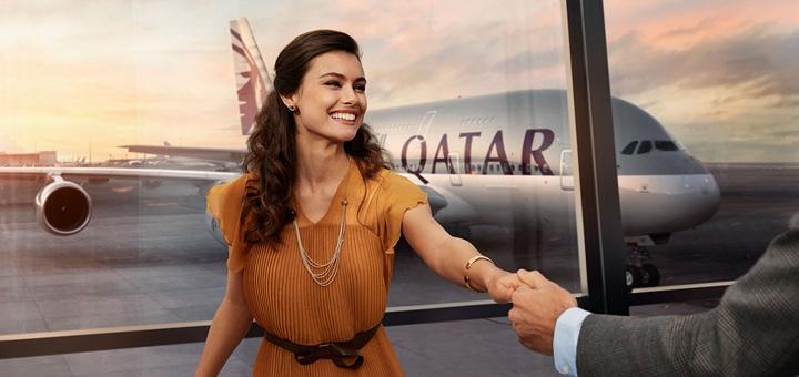авіаквикти qatar airways