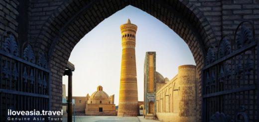 подорож узбекистан