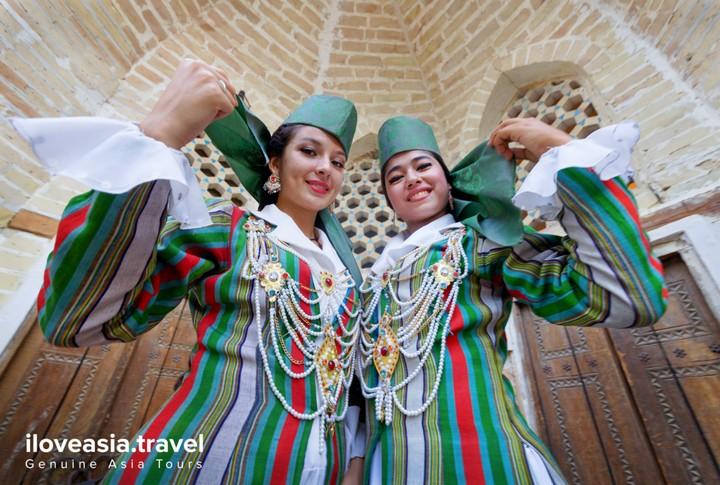 Осенняя прогулка в волшебный Узбекистан! -