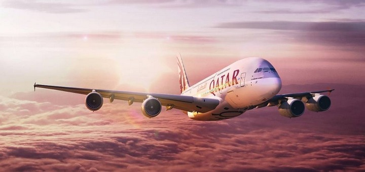Распродажа Qatar Airways из Киева: Пекин, Бангкок от €400 в две стороны! -