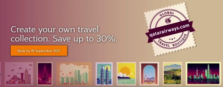 Qatar Airways: распродажа авиабилетов и розыгрыш ценных призов!