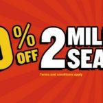 Ryanair: 2 миллиона авиабилетов со скидкой 20%! Из Польши от €4 в одну сторону! —