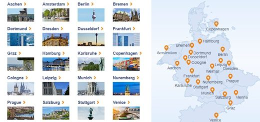 A O Hotels  номери в готелях Європи від €2 за ніч! 39bbd0c9c36a3