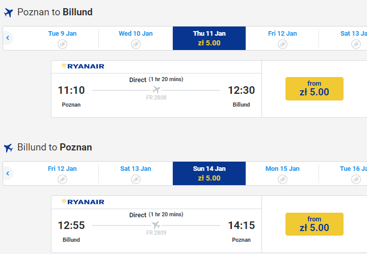 Распродажа 500000 авиабилетов Ryanair со скидкой 20%!