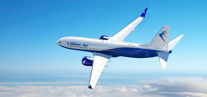 Авиакомпания Blue Air откроет новые рейсы Львов - Брно!