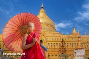 Путешествие со скидкой в Юго-Восточную Азию! Мьянма, Камбоджа, Лаос и Малайзия!