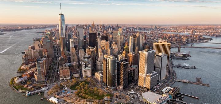 Авиабилеты из многих городов в Нью-Йорк или Торонто от €400 в обе стороны! -