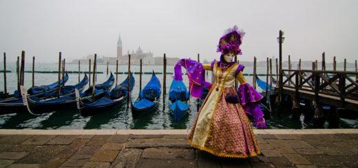 карнавал венеція
