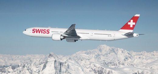 авіаквитки Swiss