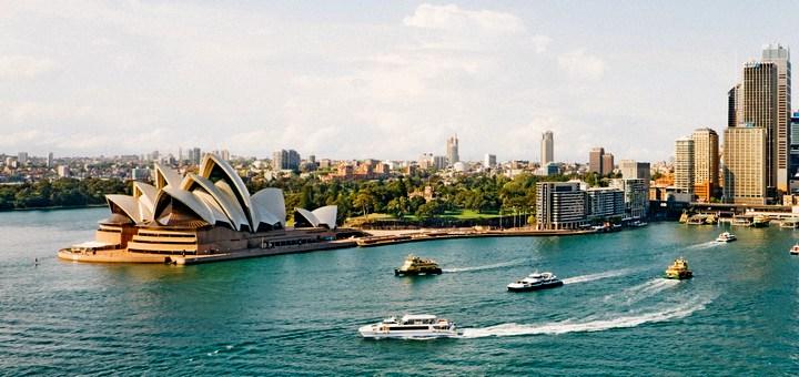 авіаквитки в австралію