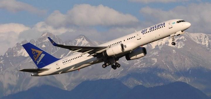 Air Astana: скидка 20% на билеты в Азию из Киева! Таиланд, Китай, Индия от €352 в две стороны! -
