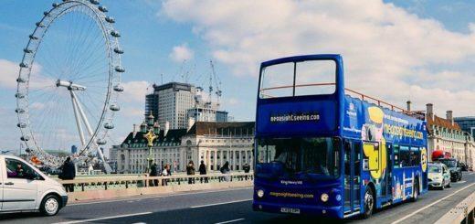 megabus екскурсії