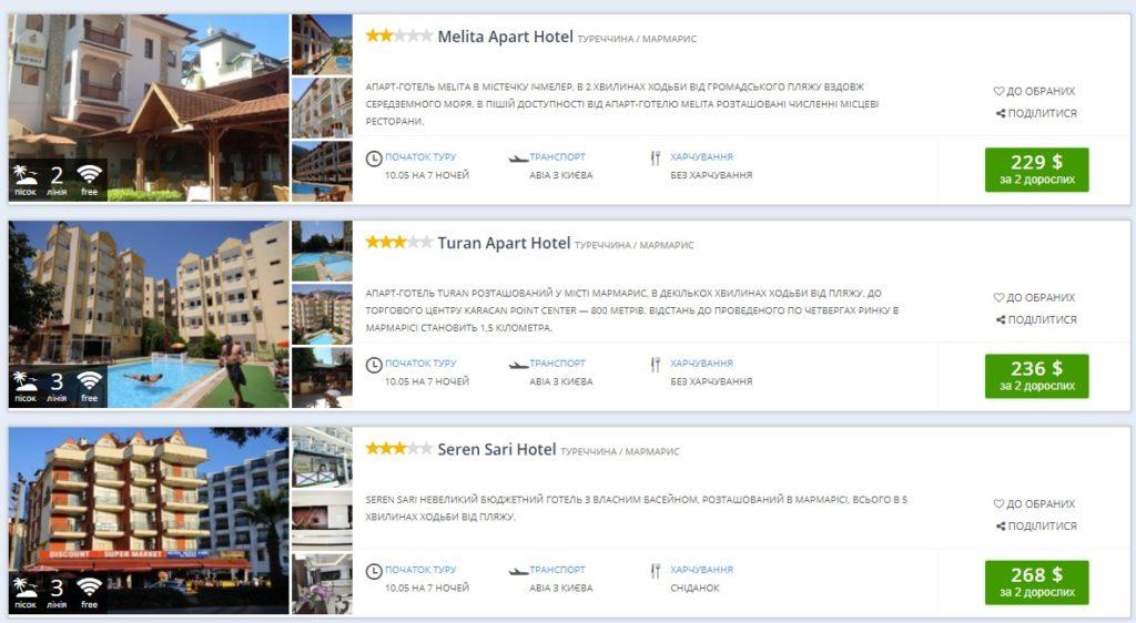 Горящие туры в Турцию от $115 с человека на 7 ночей! В 4**** Все включено от $150! -