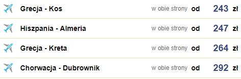 Авиабилеты из Польши в Хорватию (Дубровник) от €67 в две стороны с багажом! -