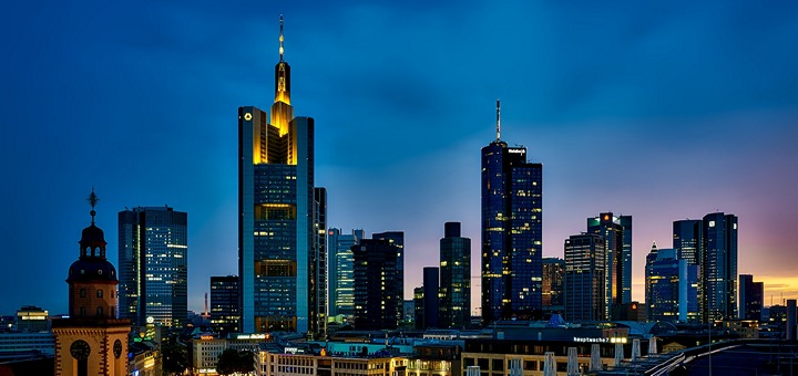 Авиабилеты Киев - Франкфурт – Киев от €80 в две стороны летом! -