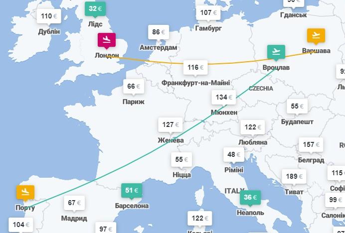 Wizz Air отменяет 20 направлений из Польши!