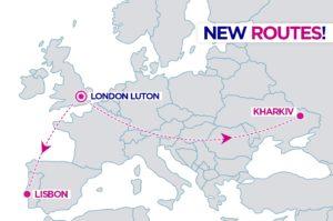 Wizz Air откроет новый рейс Харьков – Лондон! Билеты уже в продаже от 609 грн в одну сторону! -