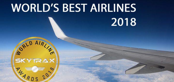 рейтинг найкращих авіакомпаній 2018