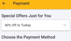 Стамбул из городов Украины от $41 в две стороны! До 50% скидки от Pegasus! -
