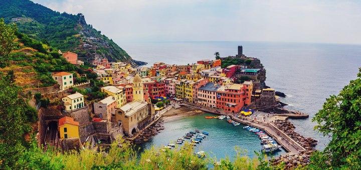 Авиабилеты из Украины в 8 итальянских городов на побережье Средиземного моря до €100 в две стороны! -