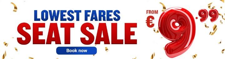 Распродажа от Ryanair: авиабилеты из Украины от 9 евро! -