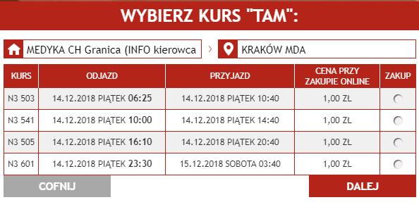 Neobus: дешевые билеты по Польше от 1 злотого зимой! Также на Новый Год и Рождество! -