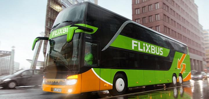 Билеты от FlixBus всего за 5 злотых (€1) в одну сторону по Польше и за ее пределами! -