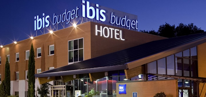 ibis budget готелі