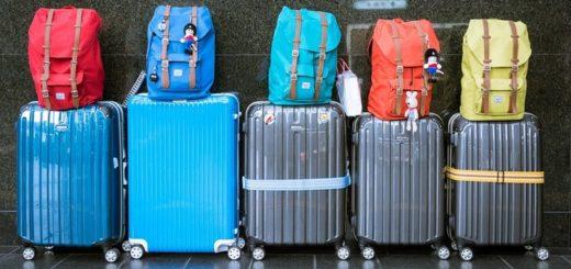 пакувати валізу