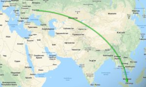 Авиабилеты LOT в Сингапур из Киева, Львова, Одессы и Харькова от €489 в две стороны! -