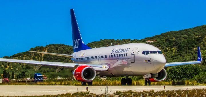 Новый прямой рейс Киев - Осло от авиакомпании SAS! -