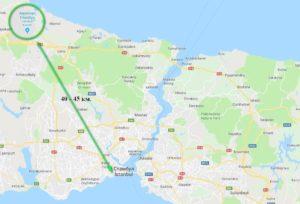Авиабилеты от Turkish Airlines из 6 городов Украины в Стамбул от €127 в две стороны! -