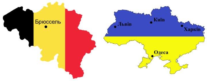 Авиабилеты в Брюссель из Киева, Львова и Одессы от €44 в две стороны! -